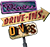 Diners, Drive Ins, and Dives Logo