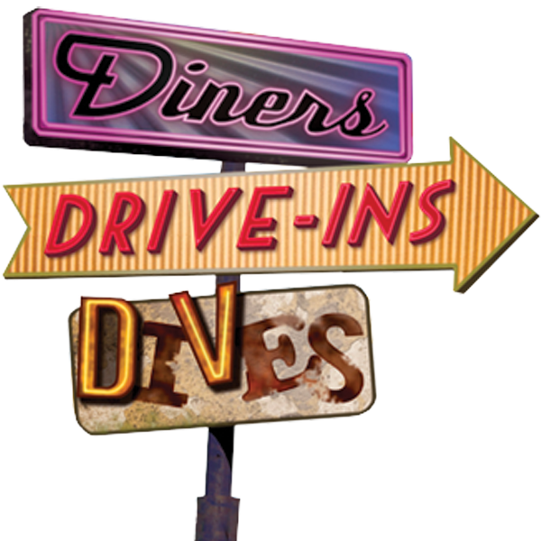 As seen on Diners, Drive-ins and Dives